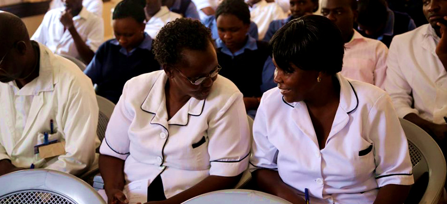 Midwives and nurses in Tanzania enhance skills through eLearning