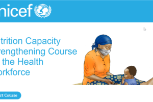 UNICEF Blog_Course landing page